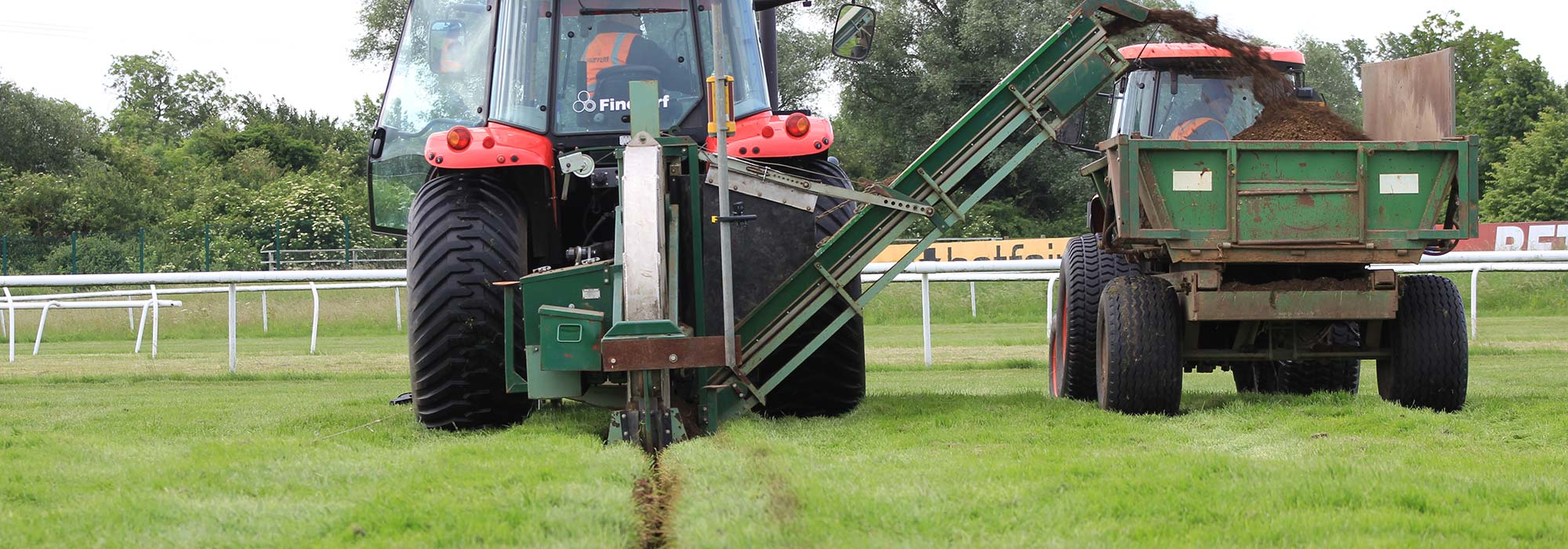 Equestrian Facilities and Racecourses Photo