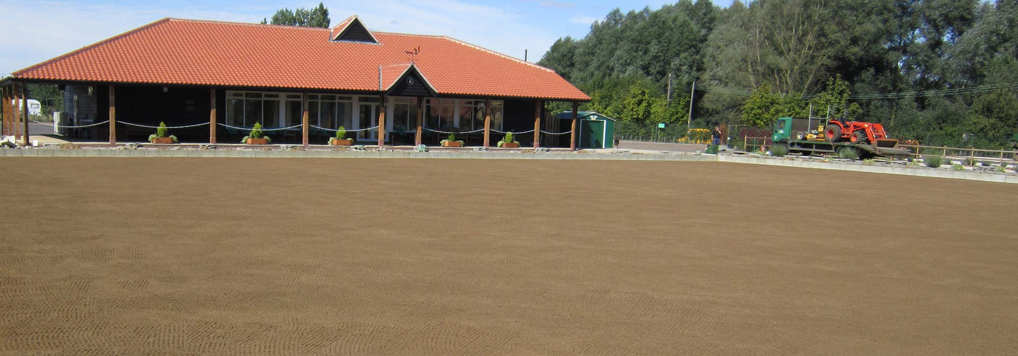 Bowling Greens and Croquet Lawns Photo