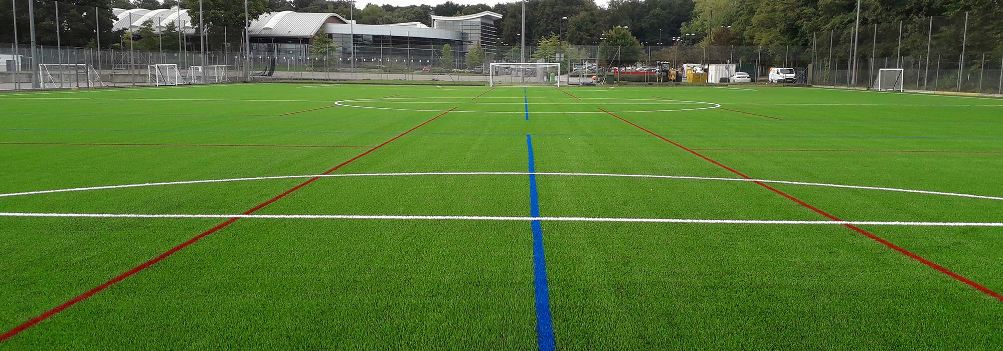Synthetic Sports Surfaces Photo