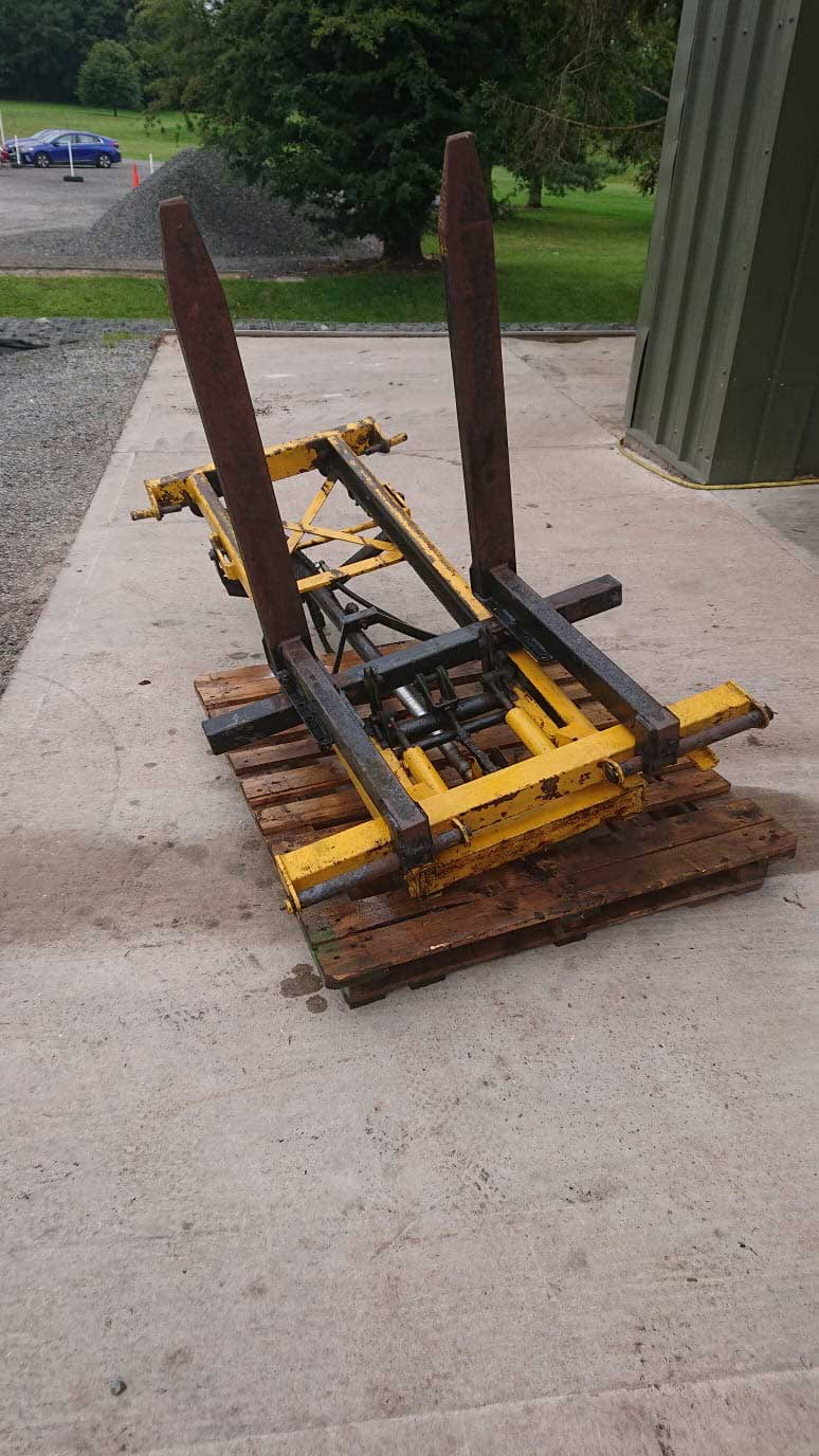 Forklift Tines