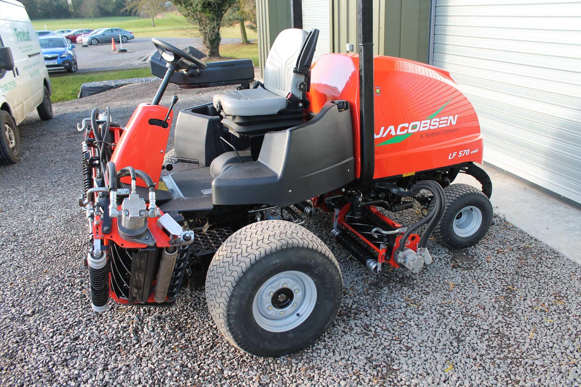 Jacobsen LF570 Cylinder Mower