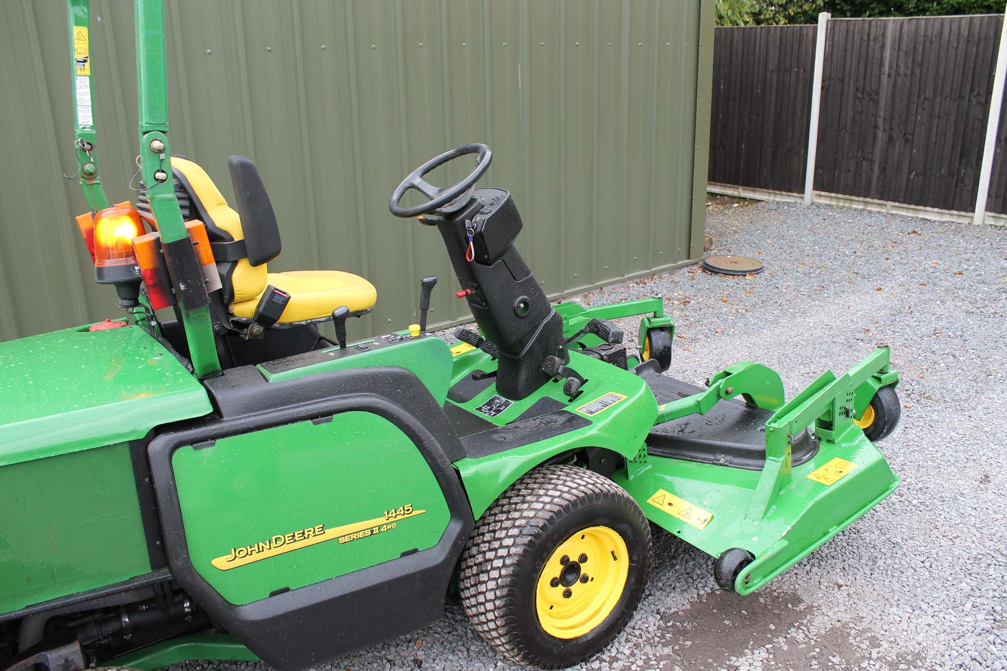 Ransomes mower Deck Parts quality