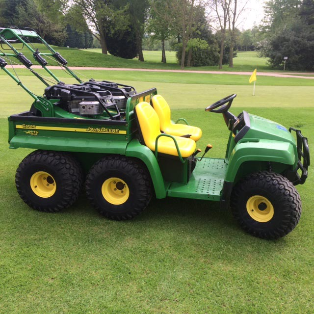 john deere th 6x4 gator for sale. Black Bedroom Furniture Sets. Home Design Ideas
