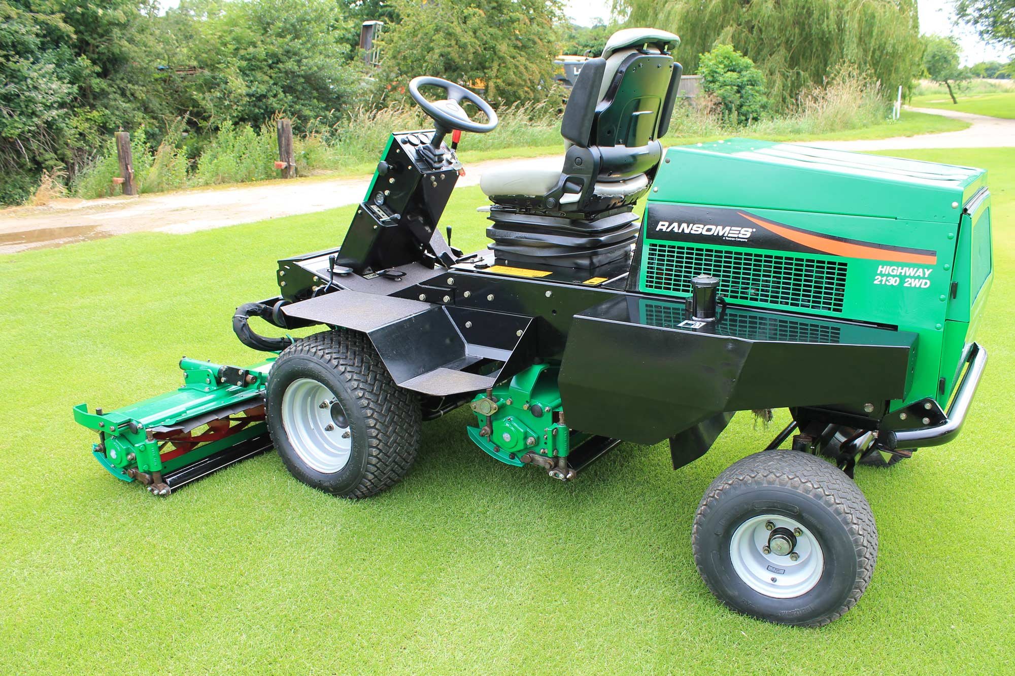 Ransomes mower For Sale uk knife control uk