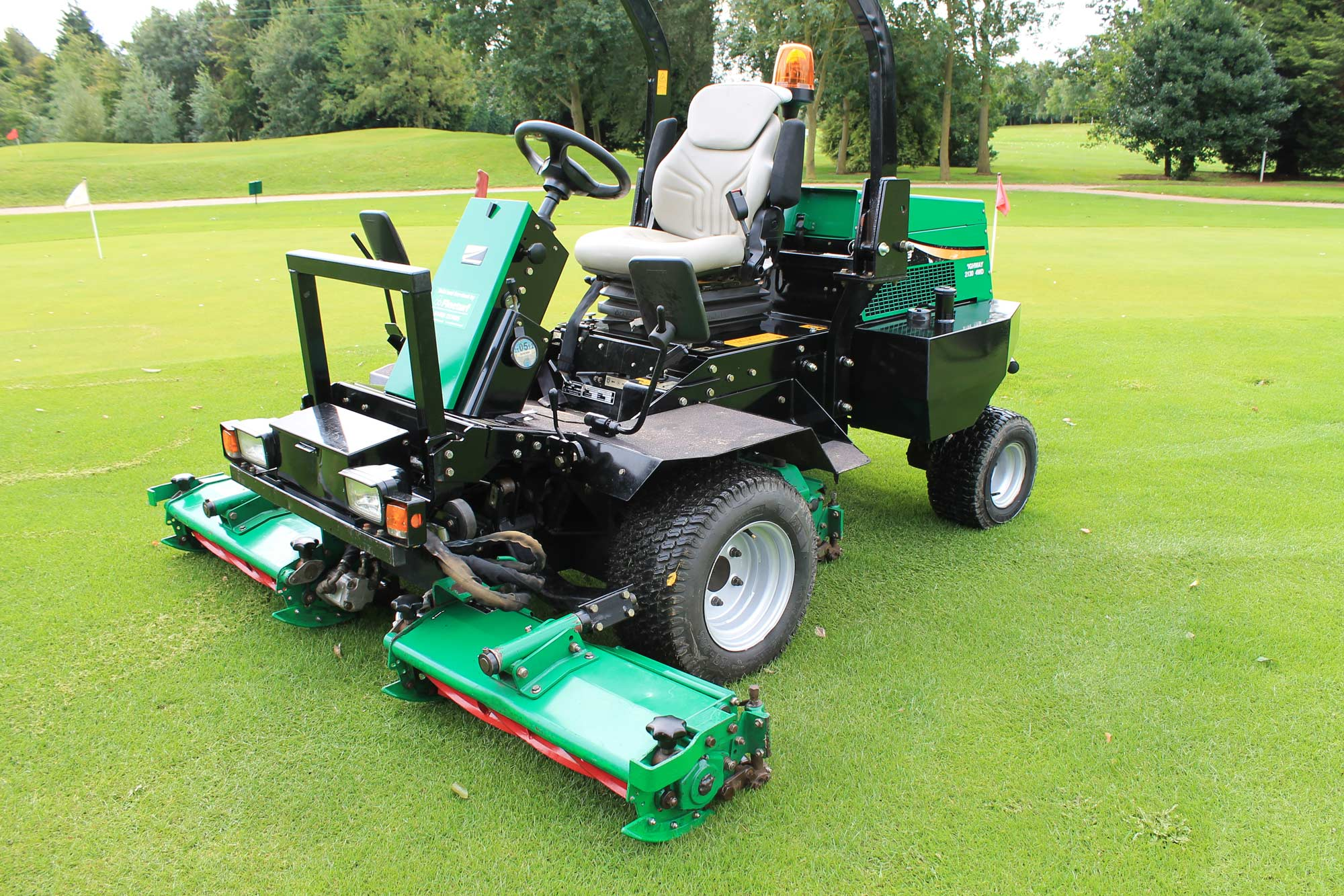 Toro Mowers For Sale >> Ransomes Highway 2130 Cylinder Mower for Sale | Fineturf