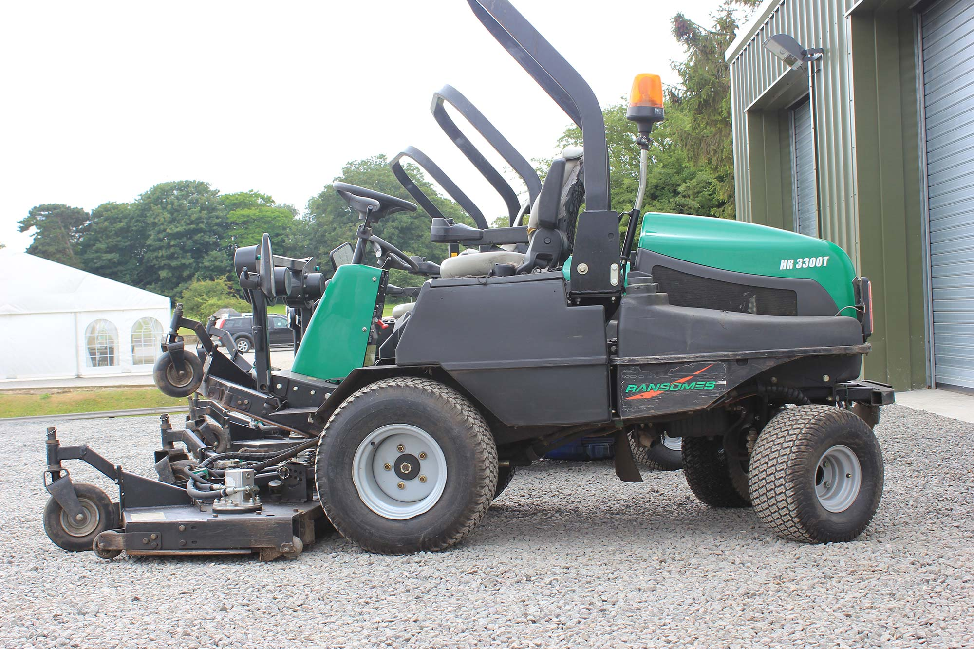 Ransomes HR 3300T