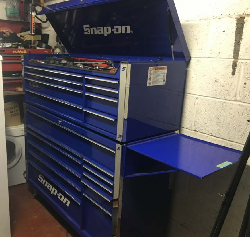 Snap On Tool Box Heritage Series Roll Cab
