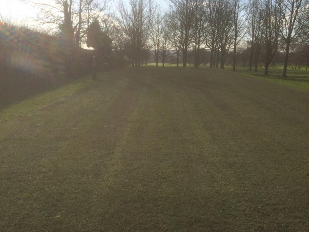 Welwyn Garden City Golf Club Tee Renovation
